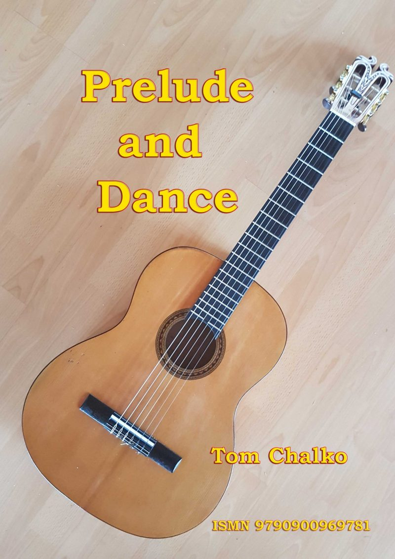 Prelude and Dance for guitar